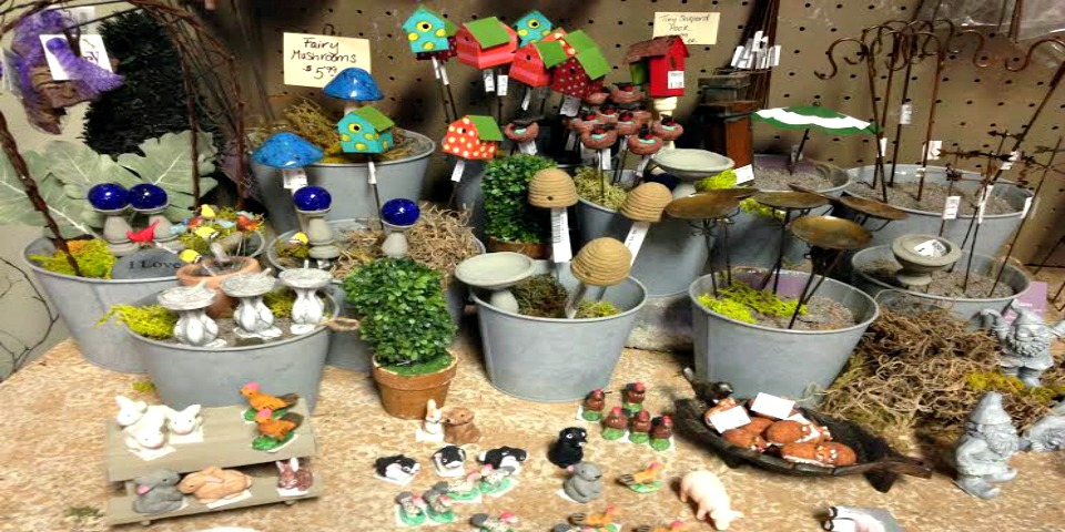 Mini Garden Accessories The Gardeners Choice