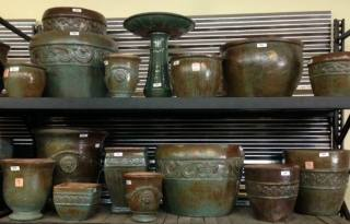 heirloom bronze pots